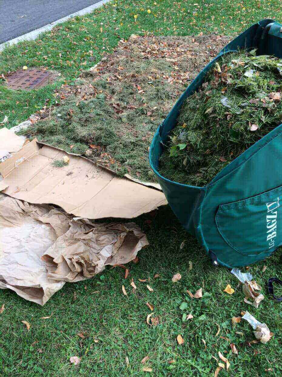 If You Are Making A New Bed In An Area That Is Lawn, You Can Either Use The  Lasagne Bed Method Or Dig Up Grass (or Hire Someone With A Sod Cutter).
